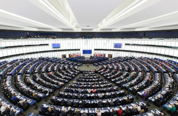 1912px European Parliament Strasbourg Hemicycle Diliff