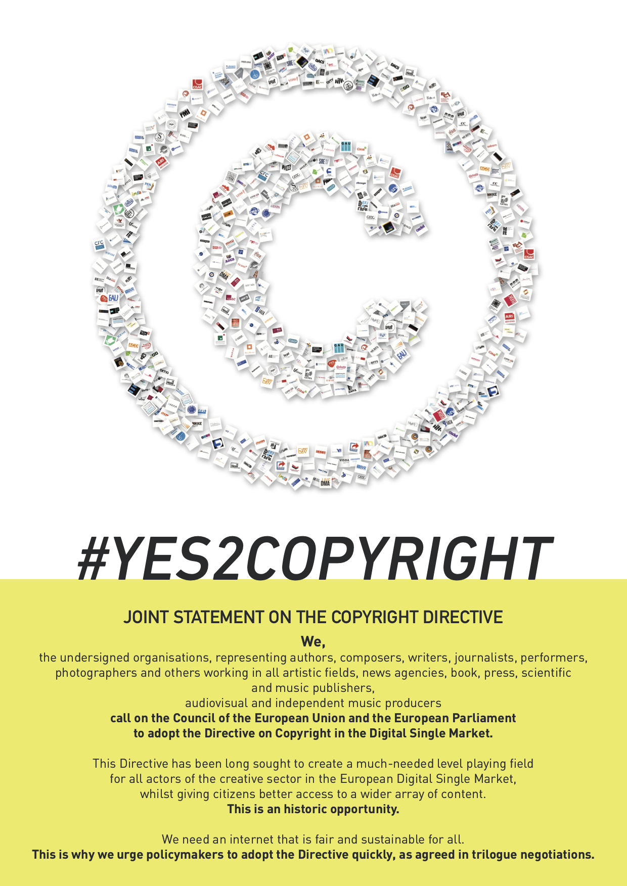 Joint Statement Yes2copyright
